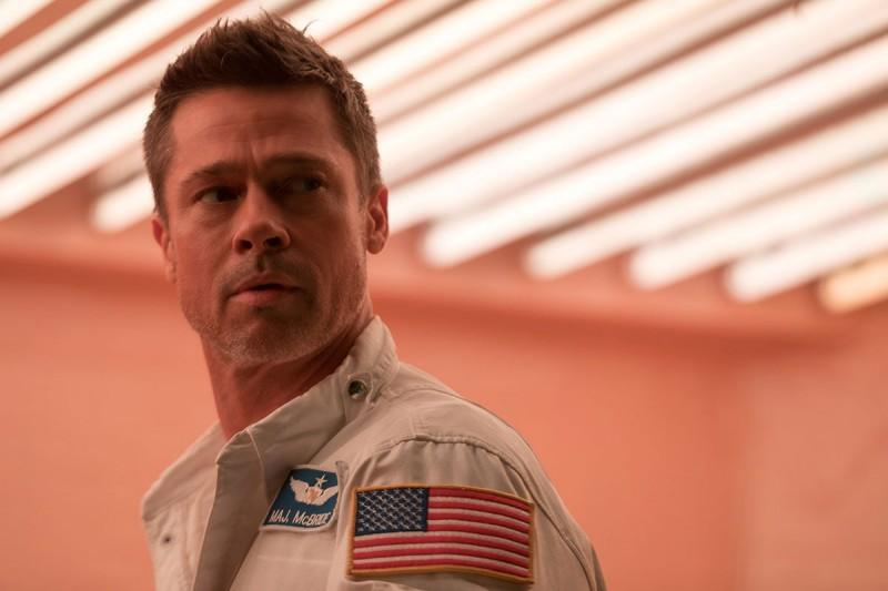 Ad Astra - Unaufgeregter Science Fiction Film mit Brad Pitt