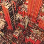Atelier Olschinsky: Städte oder eher Meere von Gebäuden