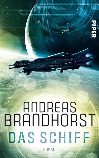 Cover: Das Schiff von Andreas Brandhorst