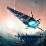 SF-Raumschiffe von Maciej Rebisz