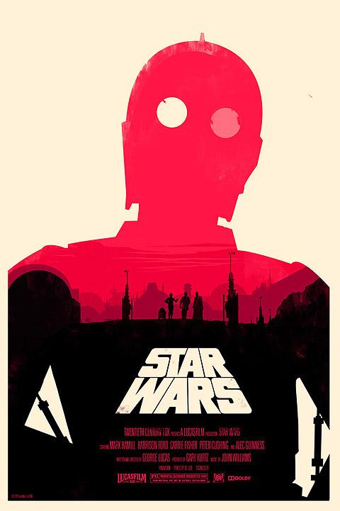Stwar Wars Poster
